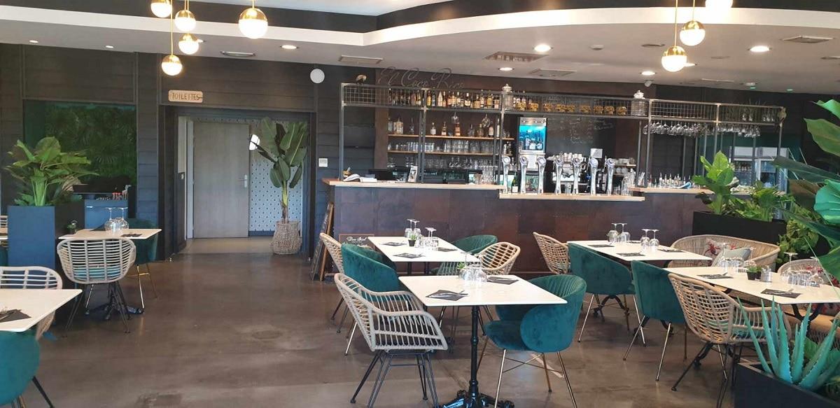 Rénovation d'un restaurant à Perpignan (66)