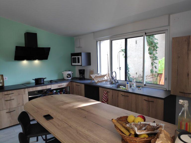 Extension de maison à Parcieux, près de Villefranche-sur-Saône (69)
