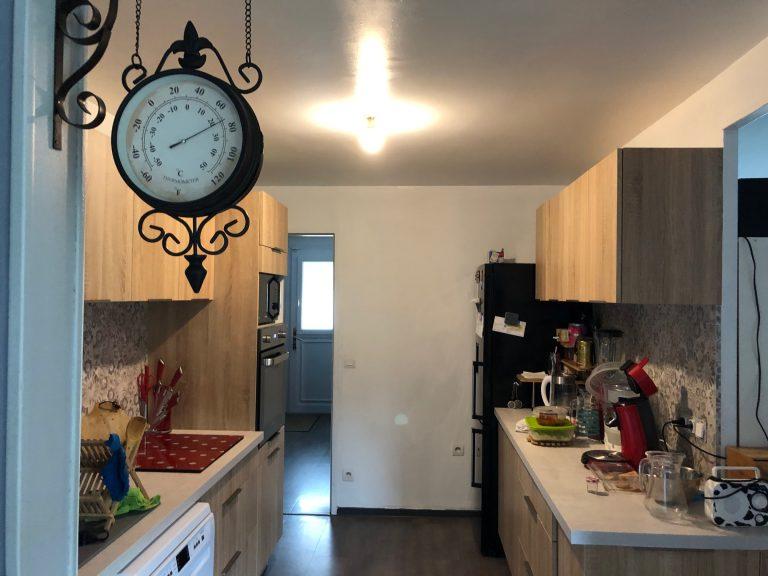 Rénovation complète d'une cuisine à Archicourt (62)