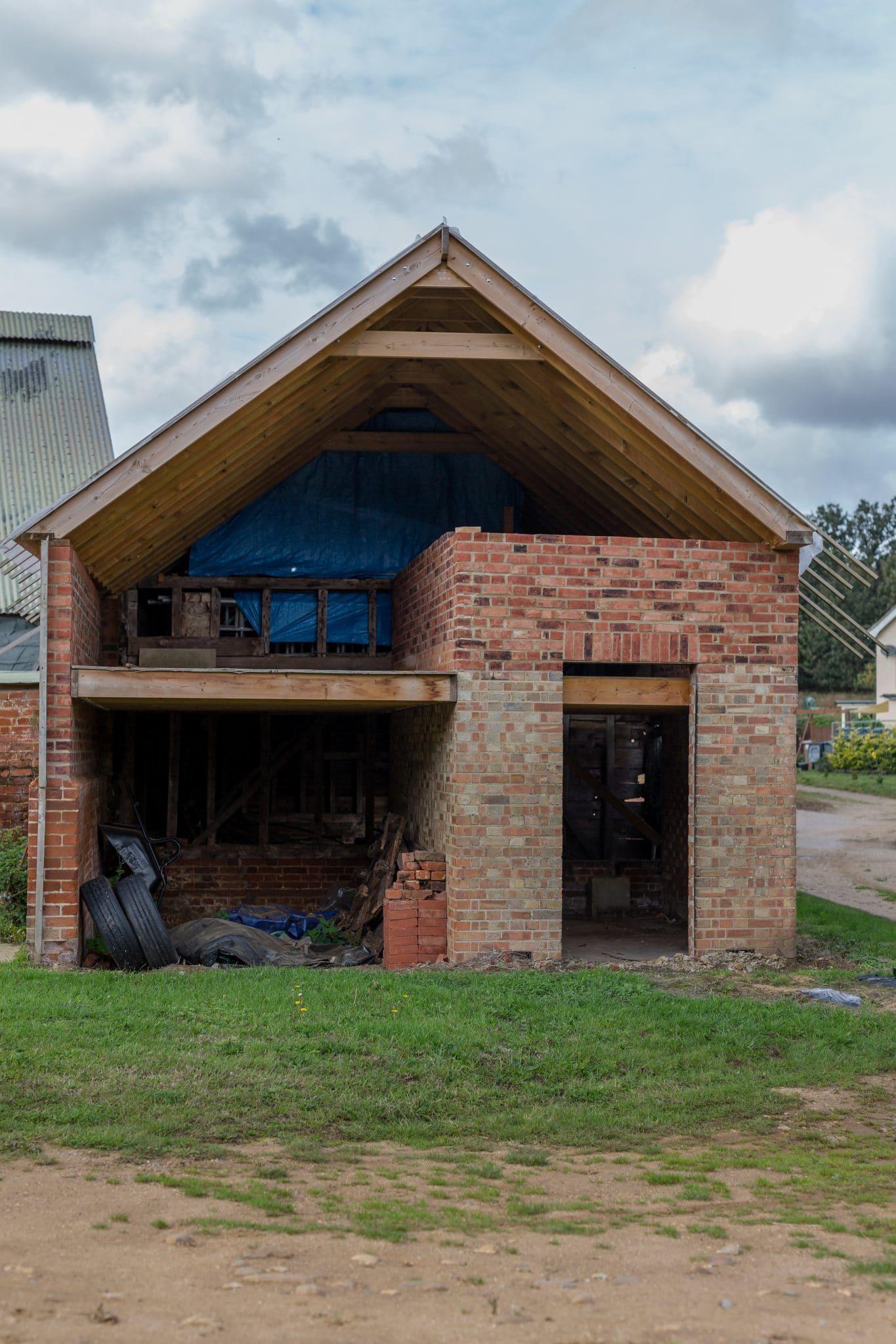 Comment rénover une grange en appartement ?