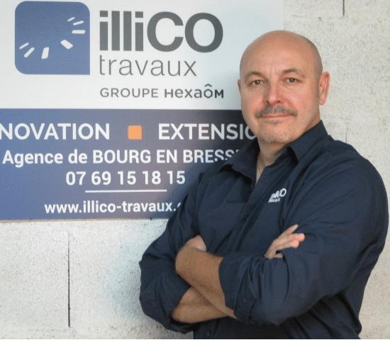david Maillet illiCO travaux Bourg-en-Bresse