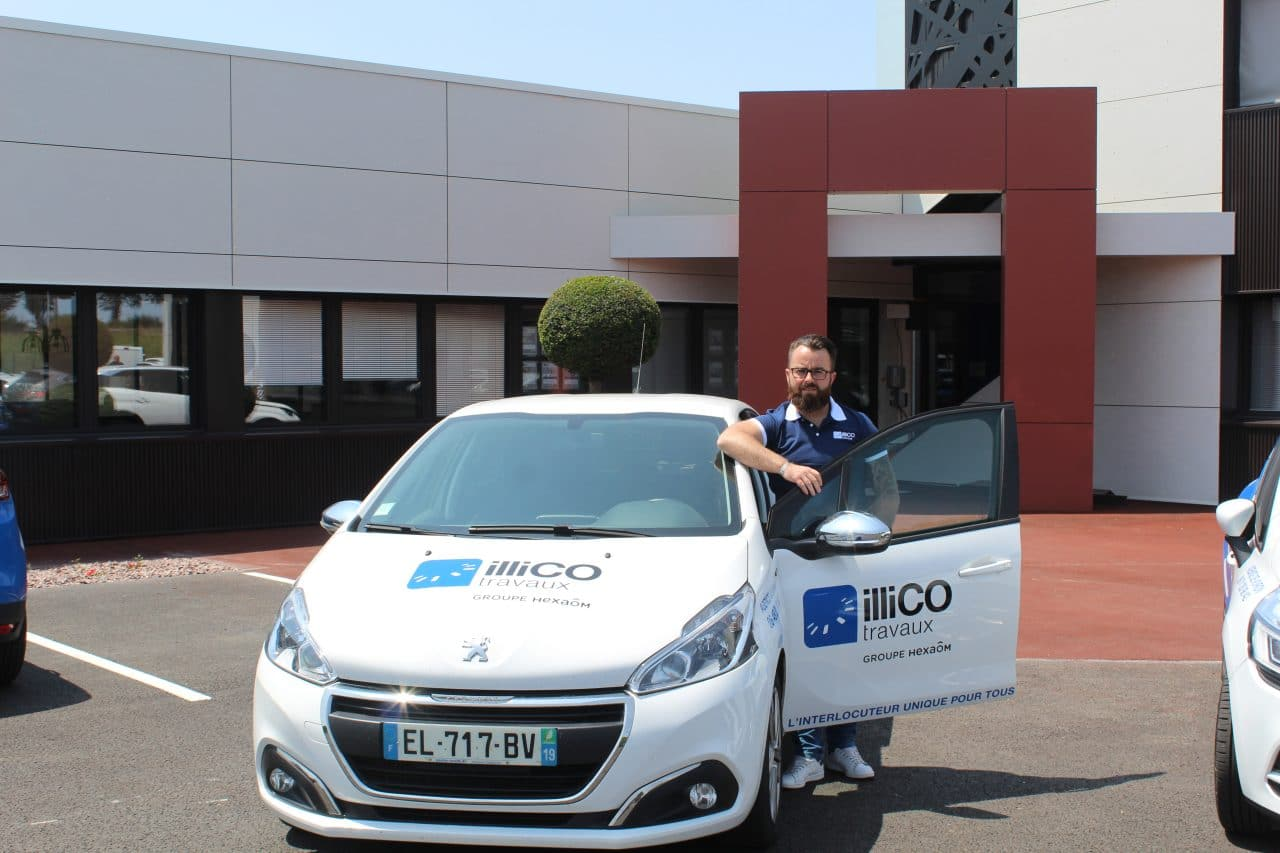 Agence illiCO travaux Bourges Sud - Cyrille Martinat