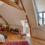 Aménagement de grenier en chambre à Saint-Avertin (37) : aménagement intérieur