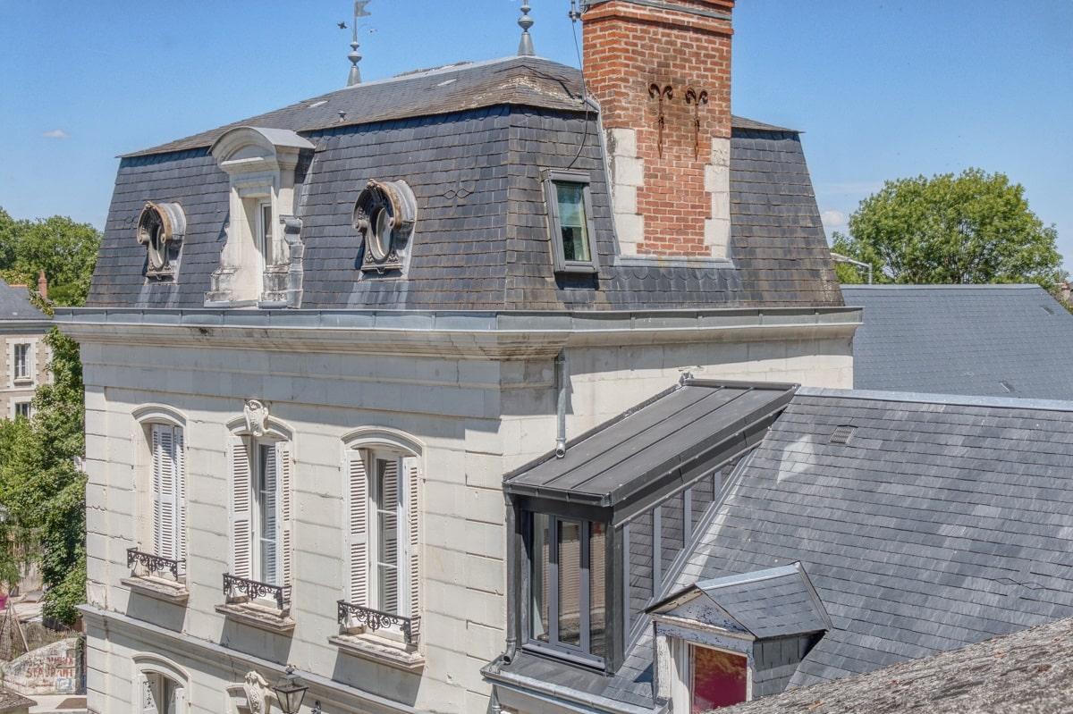 Aménagement d'un grenier et transformation d'une galerie à Saint-Avertin (37)