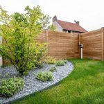 aménagement extérieur à Soissons - aménagement d'un parterre de plantes