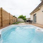 aménagement extérieur à Soissons - spa