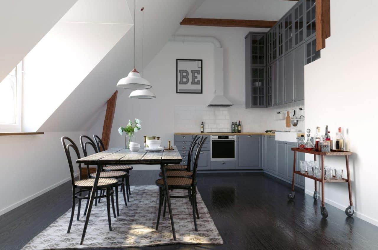 extension maison Angers : aménagement de combles