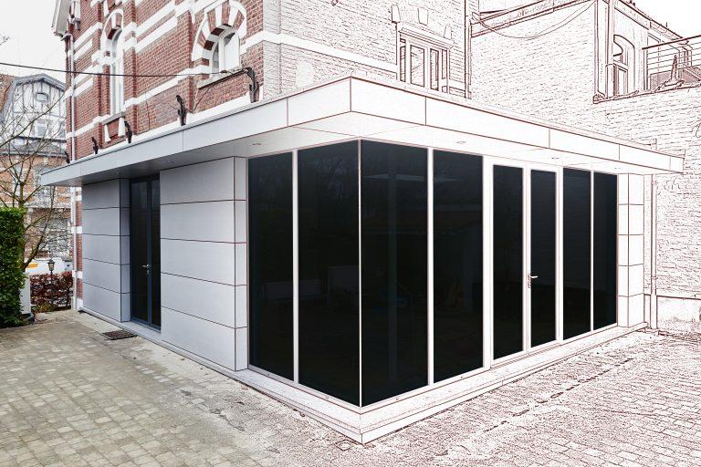 Extension de maison à Limoges (87)