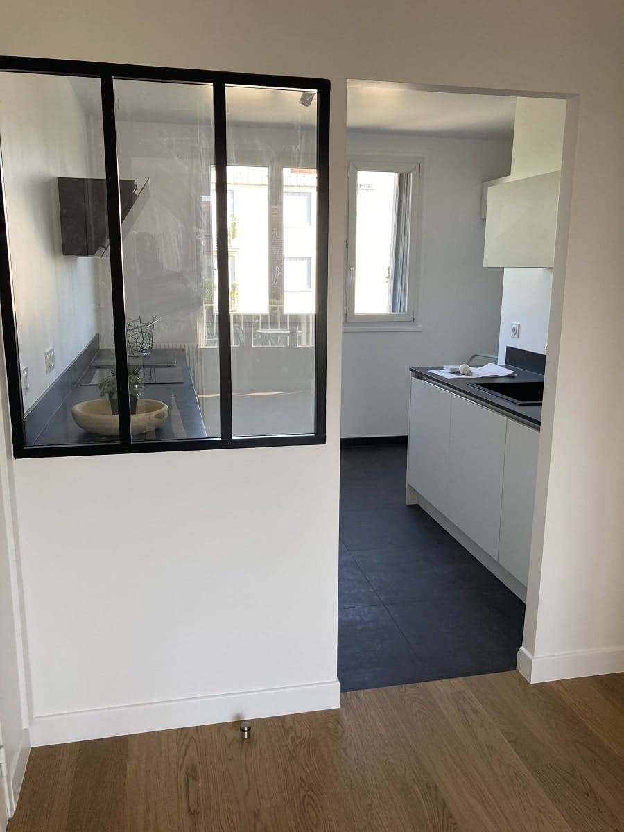 Rénovation d'un appartement à Montesson (78)