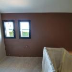 rénovation cage d'escalier chambre parentale revêtement peinture rafraîchissement mur plafond Angoulême