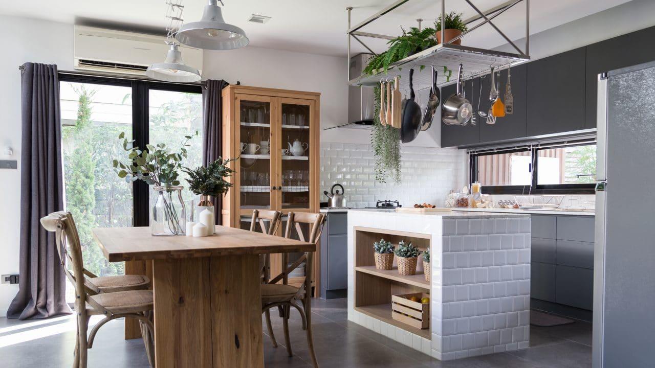 rénovation de cuisine par illiCO travaux Perros-Guirec