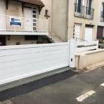 rénovation d'extérieur maçonnerie clôture pose portail garage Villepreux