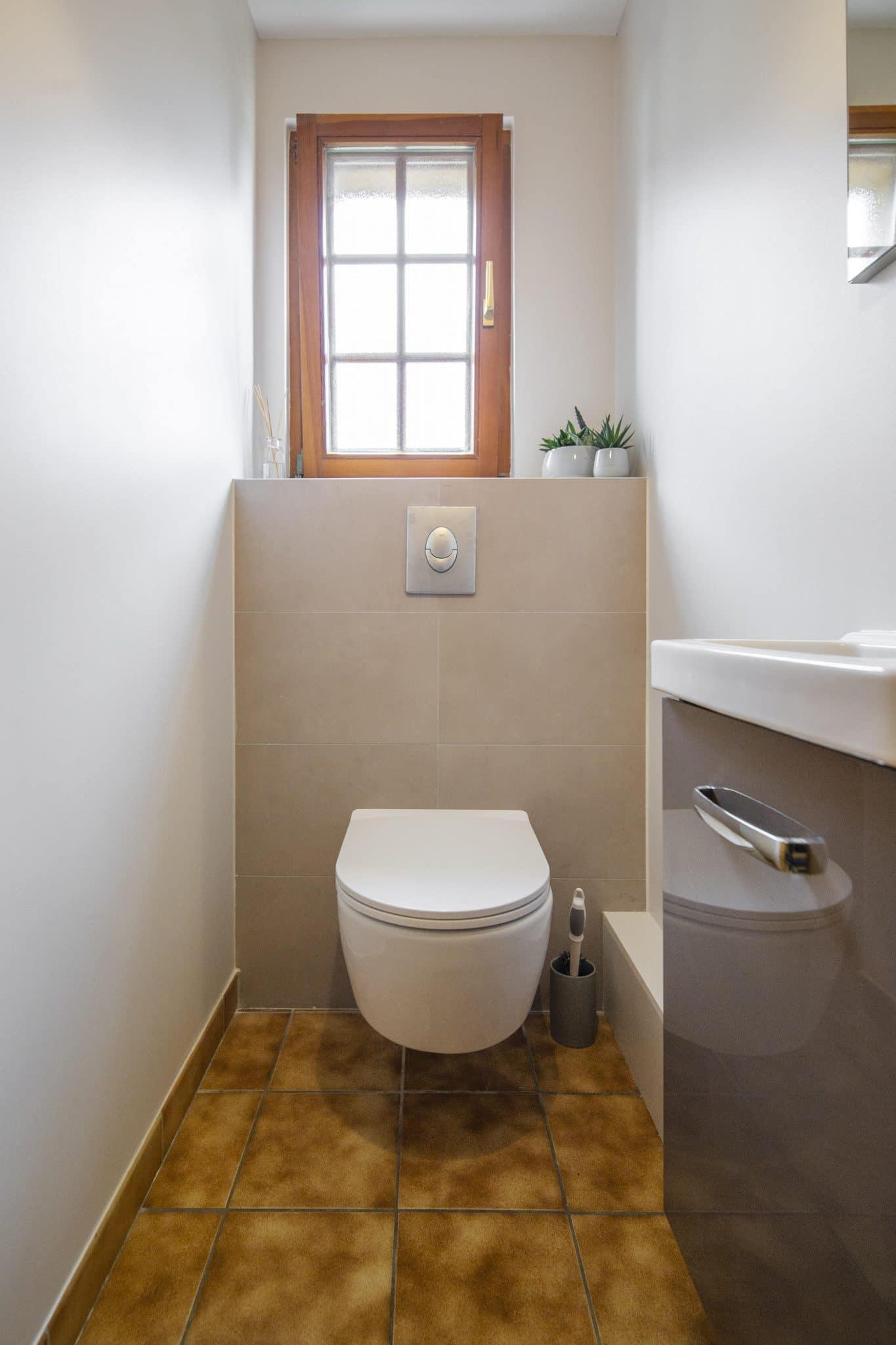 Rénovation de salle de bain et de cuisine à Wolfisheim (67)