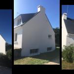 rénovation maison extérieure ravalement façade volets roulants menuiseries extérieures Arradon