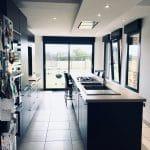 aménagement cuisine à Saint Omer - vue générale