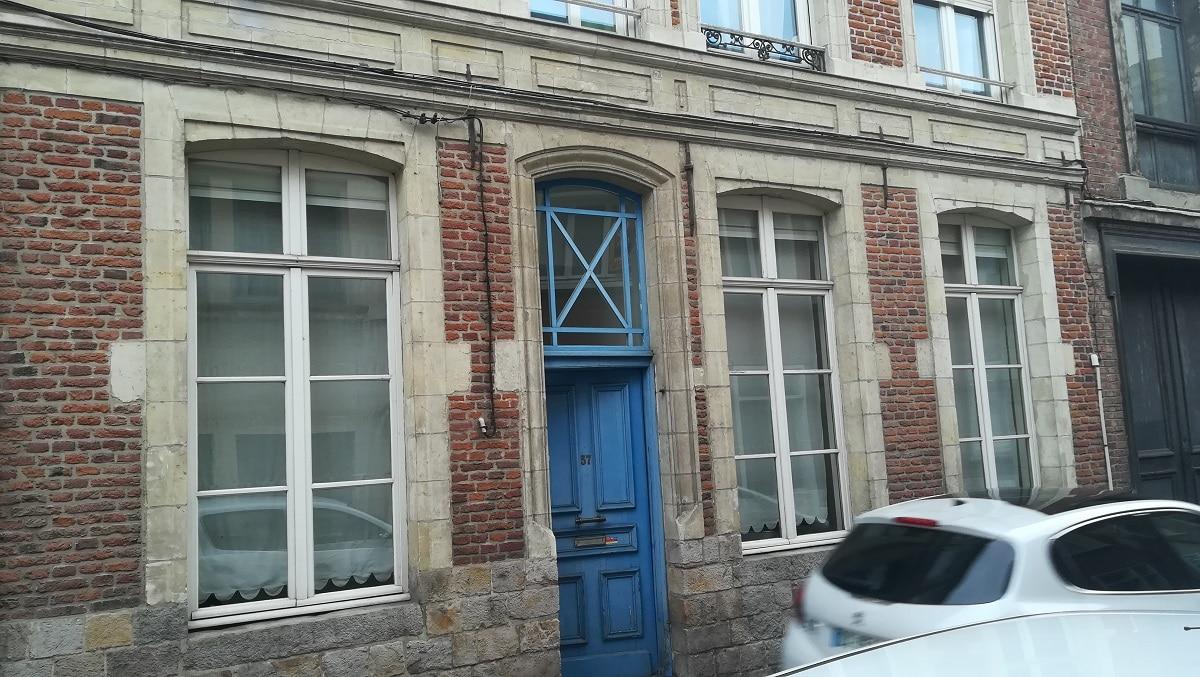Rénovation de boiseries à Douai (59)