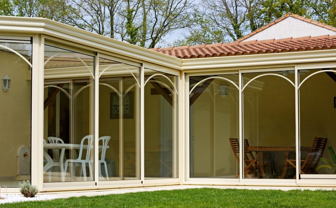 extension maison orleans veranda