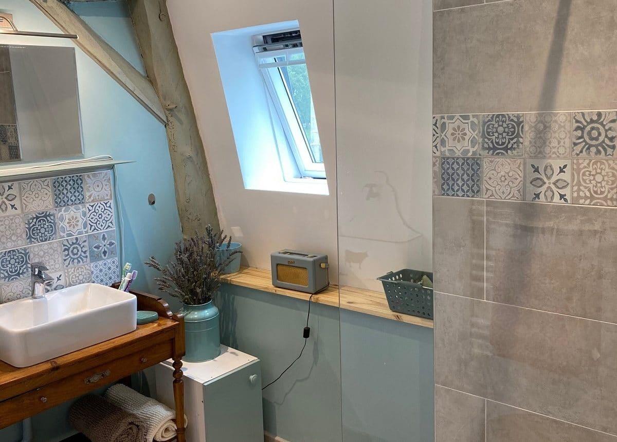 Rénovation d'une salle de bain à Tincques (62)