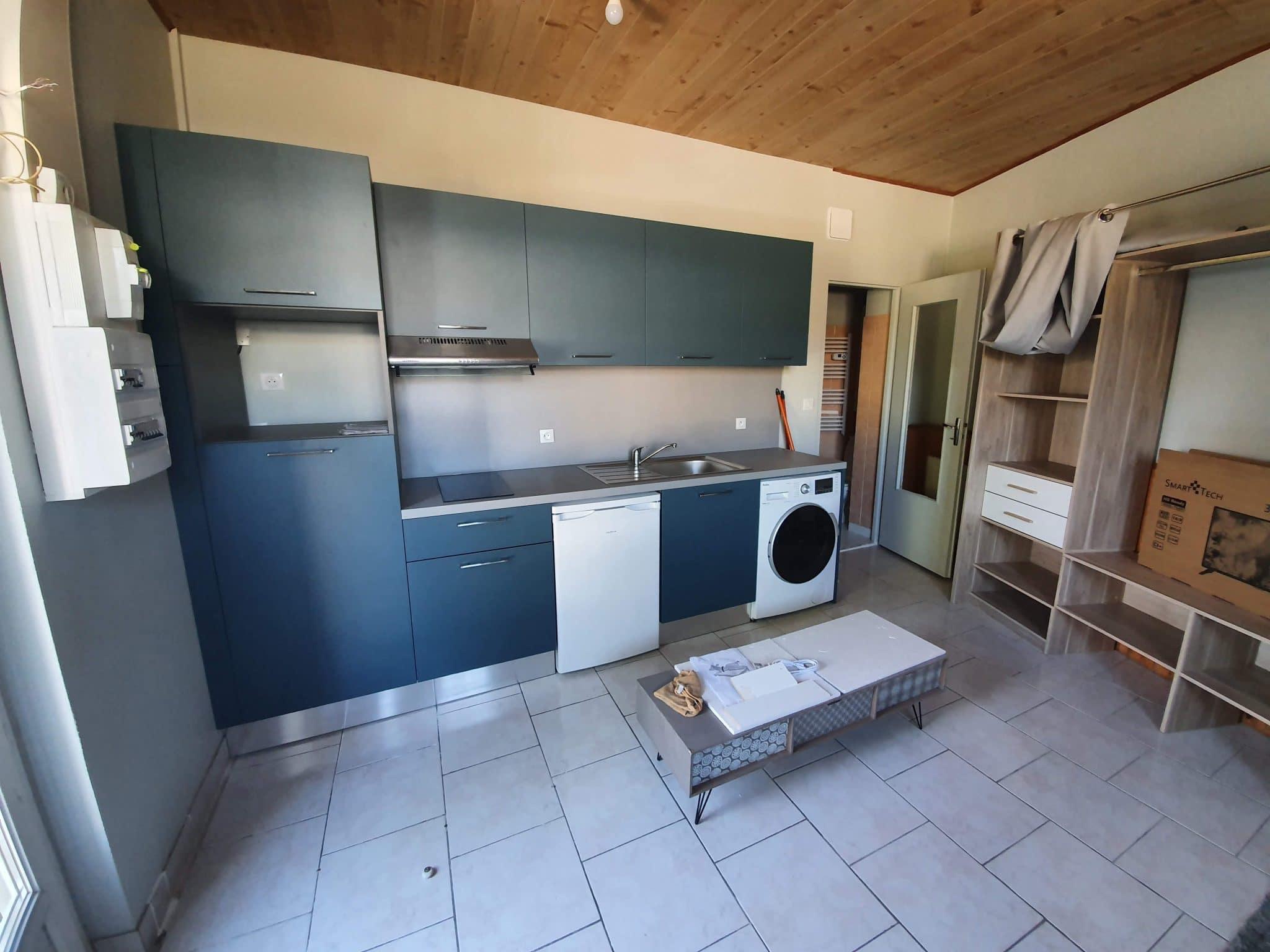 Rénovation d'un studio à Angoulême (16)