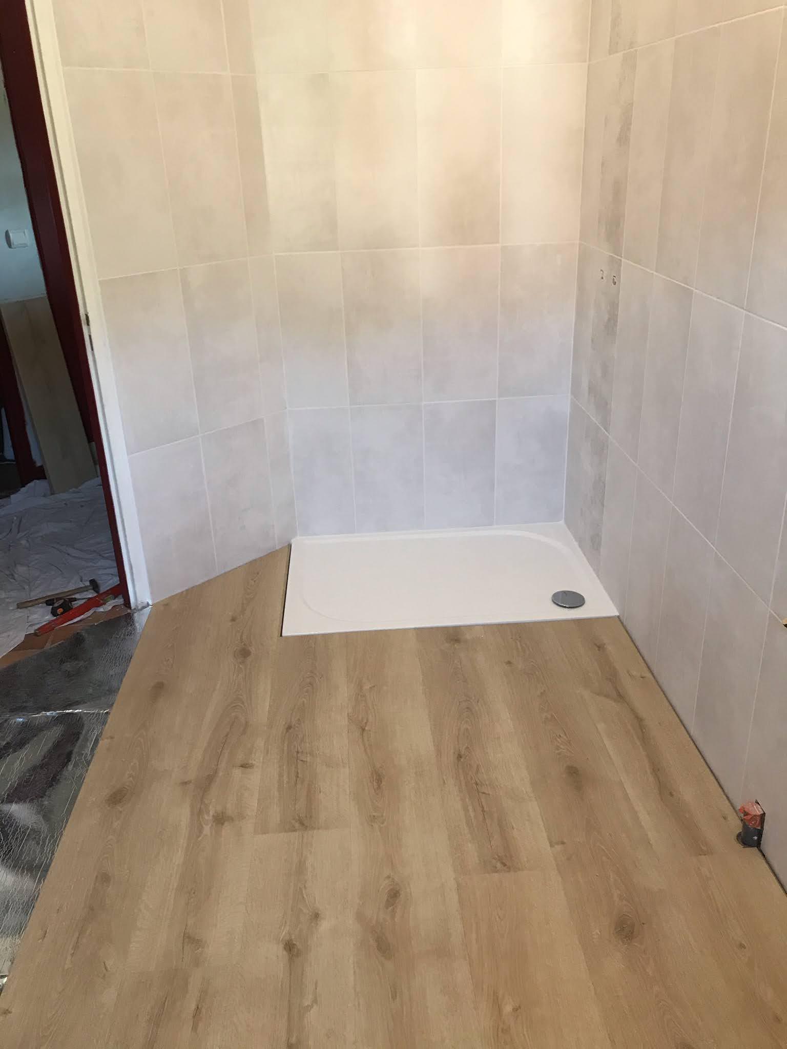 Rénovation d'une salle de bain à Saint-Yrieix-sur-Charente (16)