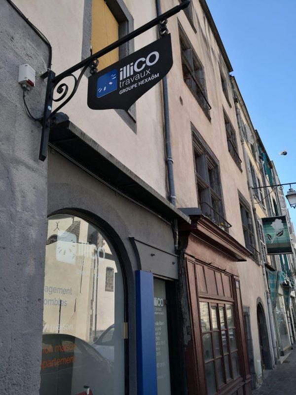 illiCO travaux Clermont-Ferrand Nord – Riom