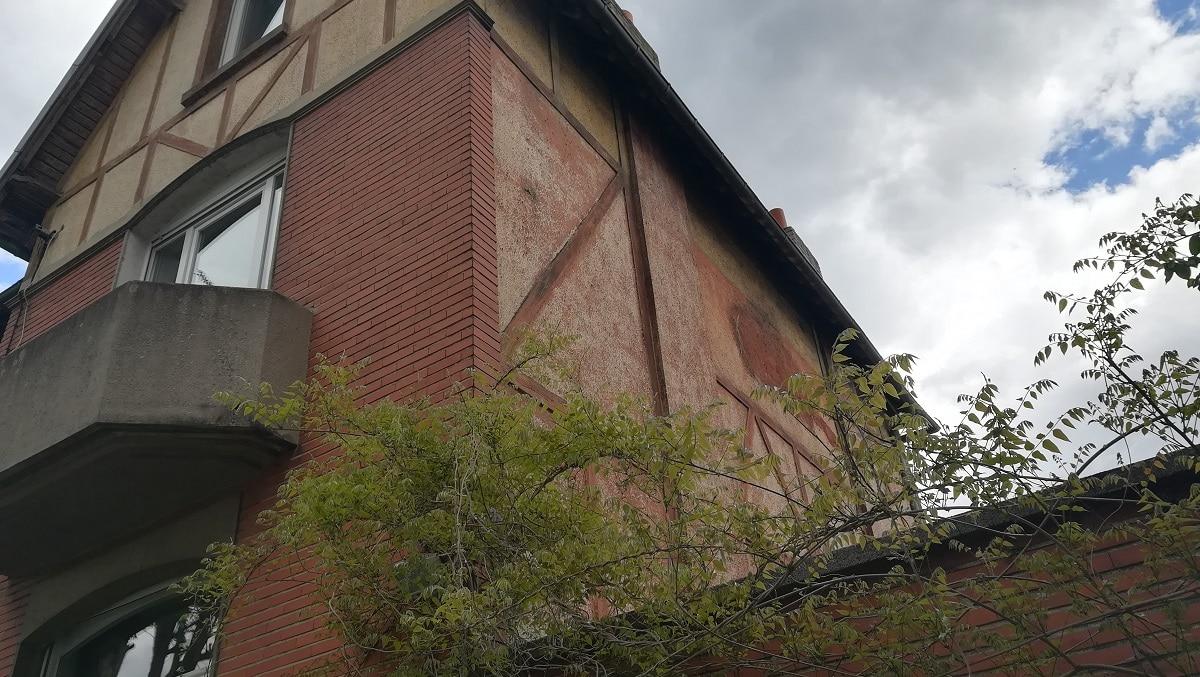 Ravalement des façades d'une maison à Marcq-en-Barœul (59)