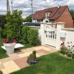 création d'une baie vitrée Le Perray-en-Yvelines : accès au jardin maison Le Perray en Yvelines