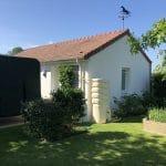 Jardin - maison du Perray en Yvelines