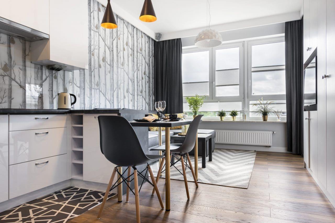 extension maison Agen : cuisine salle à manger