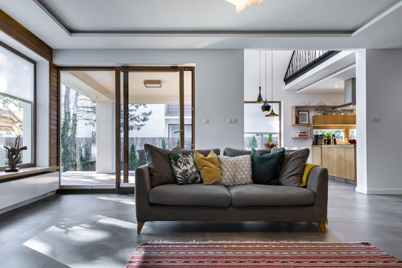 extension maison illiCO travaux Arcachon : séjour