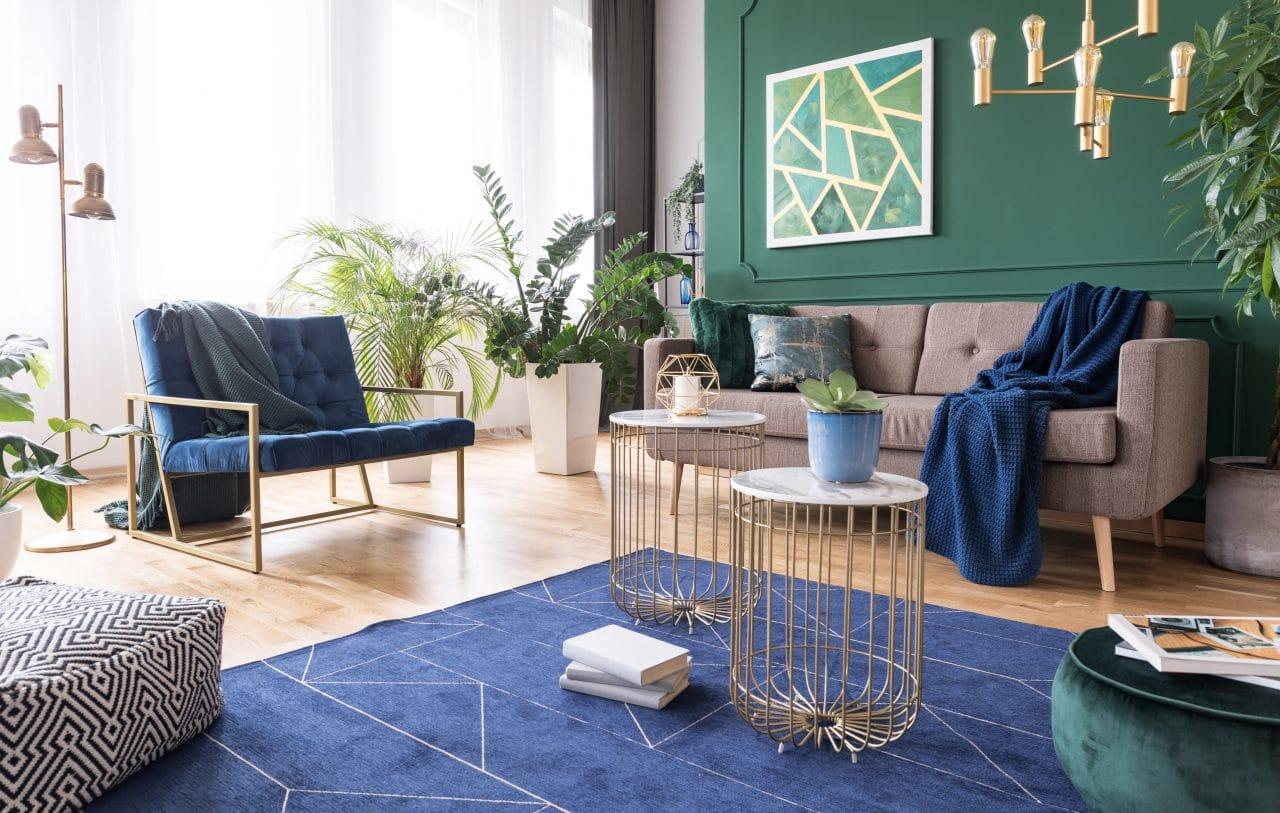 extension maison Compiègne : séjour salon
