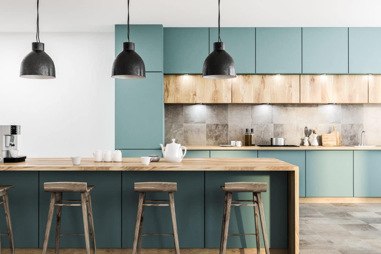 extension maison Libourne : cuisine