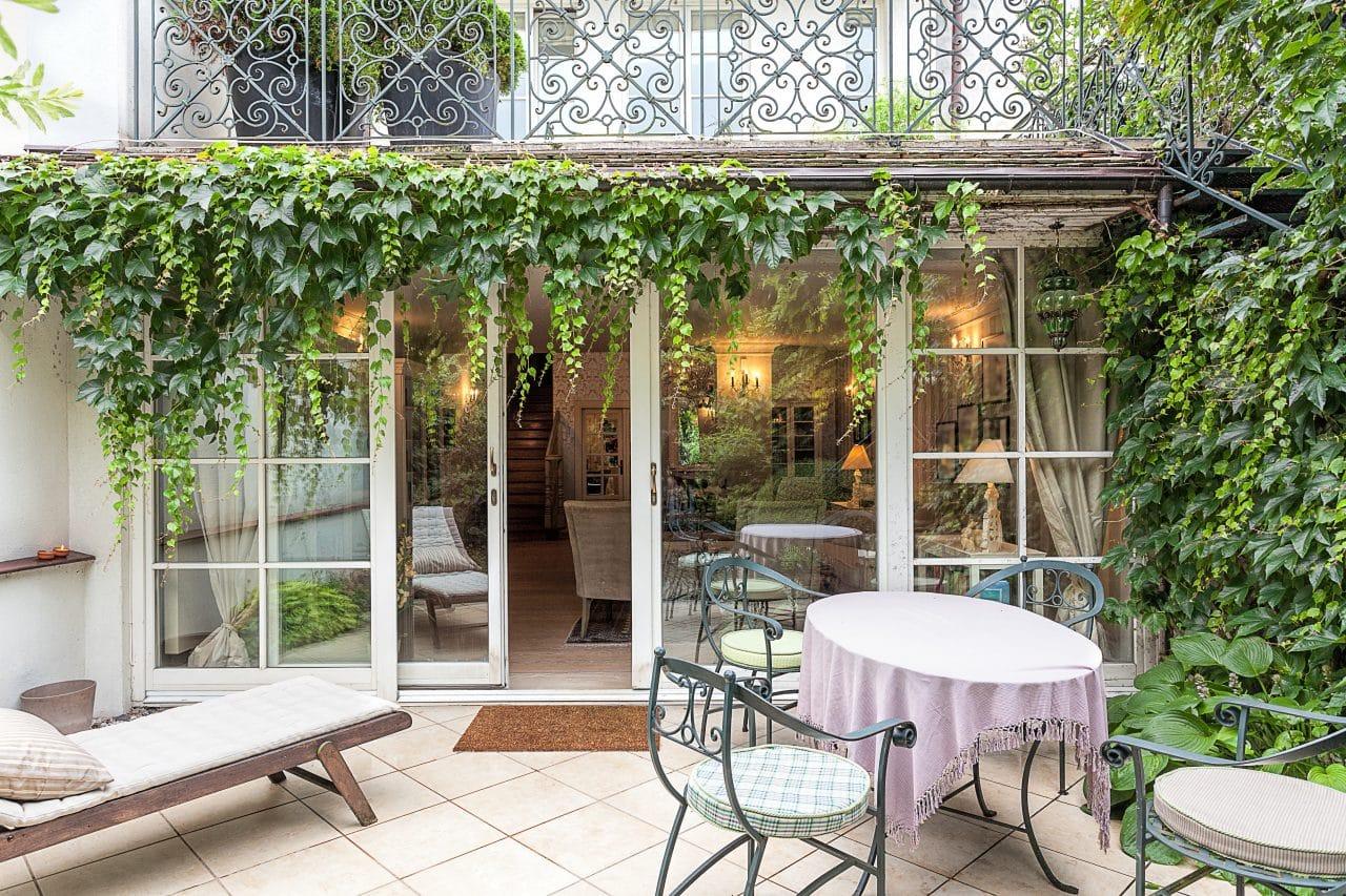 extension maison Lorient : veranda