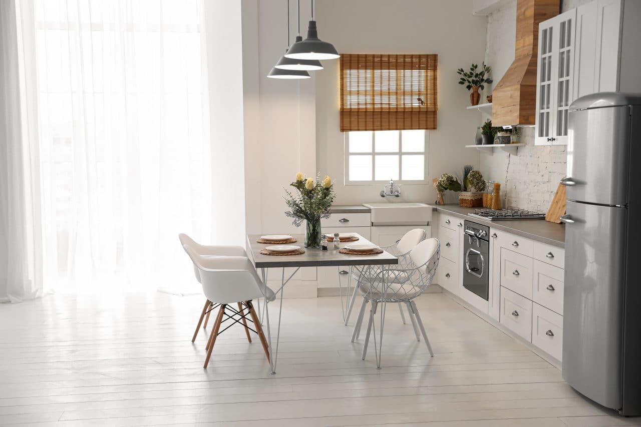 extension maison Niort : cuisine