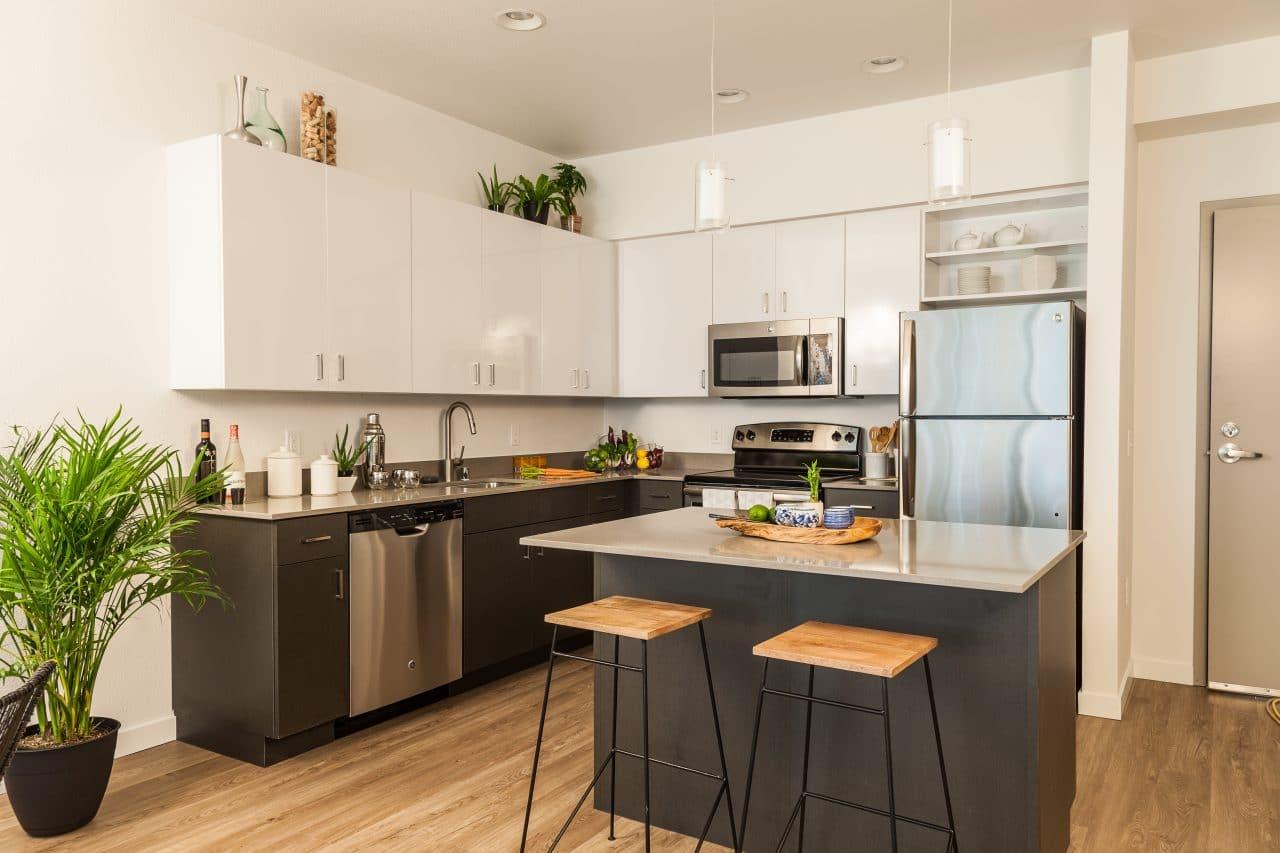 extension maison Orsay : cuisine