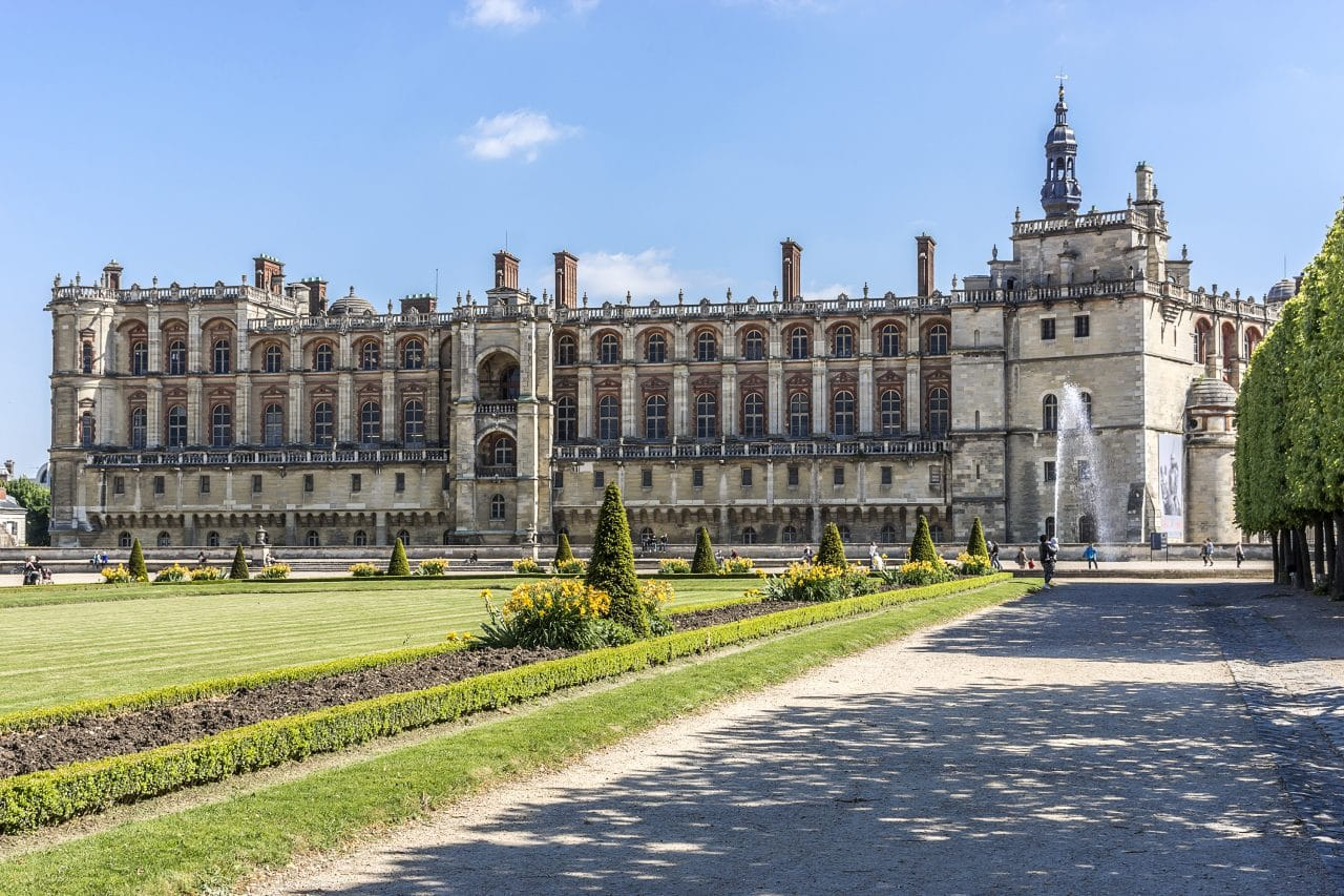 illiCO travaux Saint-Germain en Lay - Poissy : chateau de Saint Germain