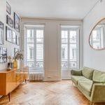 Salon - Remise en peinture - bureaux professionnels à Lyon