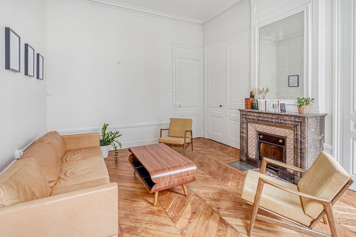 Remise en peinture de bureaux professionnels à Lyon (69)