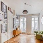 Bureau lumineux repeint- Remise en peinture - bureaux professionnels à Lyon