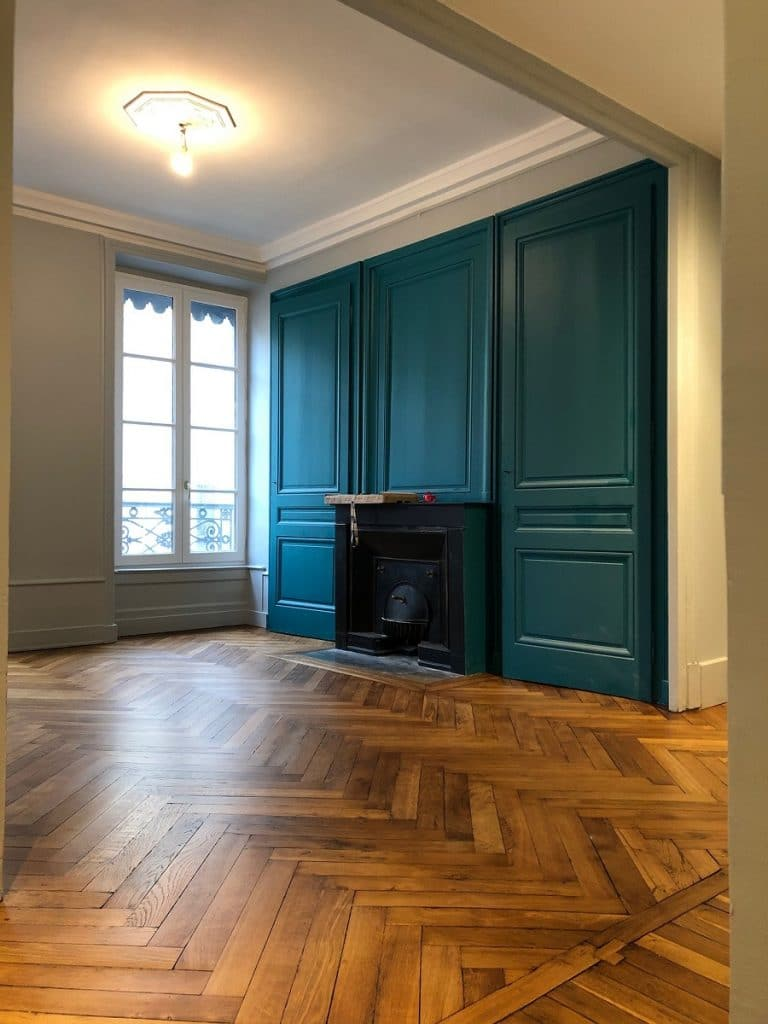 Rénovation d'un appartement à Lyon (69)