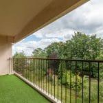 Rénovation d'un appartement à La Roche sur Yon : balcon