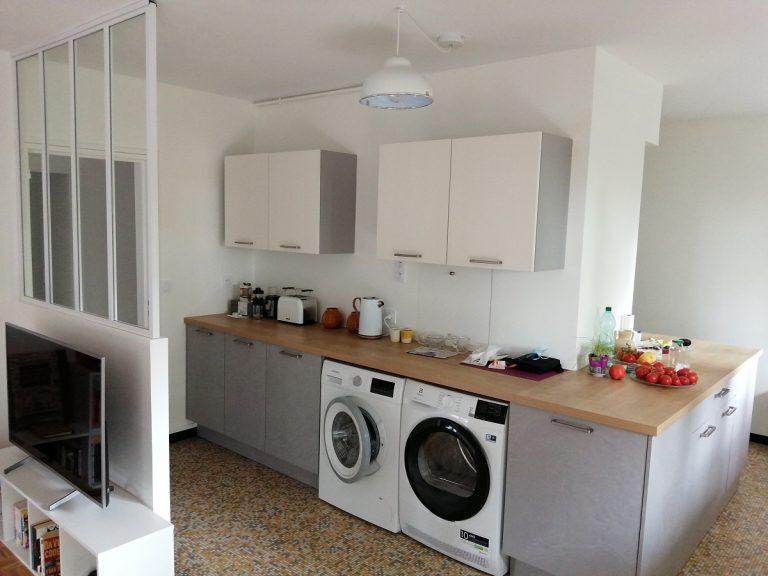 Rénovation d'une cuisine à Chartres (28)