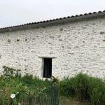 rénovation grange à Bellevigny