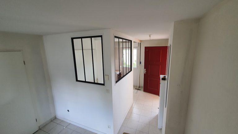 Rénovation intérieure d'un appartement à Petit-Couronne (76)