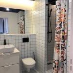 rénovation d'une maison à Montferrand : première salle de bain
