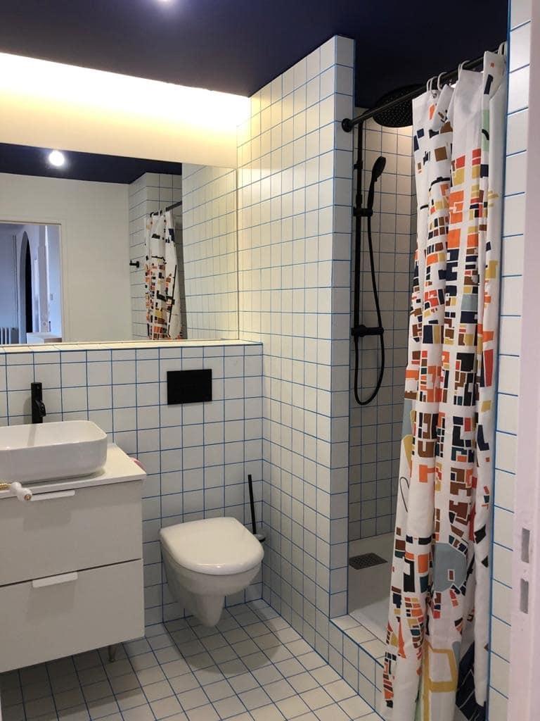 Rénovation d'une maison pour une colocation à Montferrand (63)