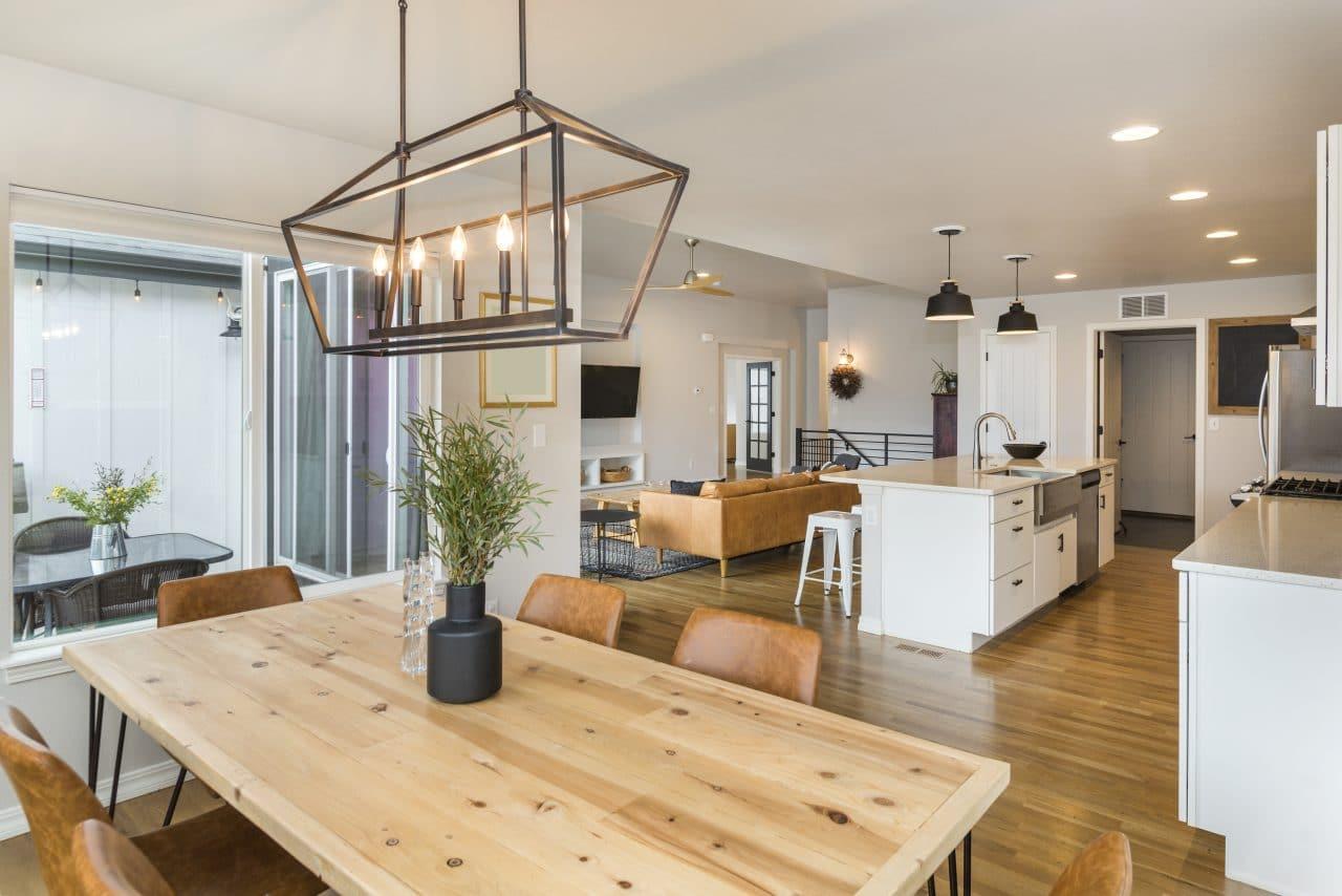 renovation maison nimes : sejour salon