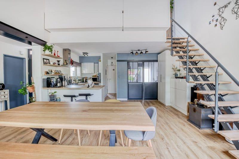Rénovation et extension d'une maison à Saint Jean (31)