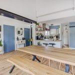 Peinture et parquet - Rénovation de maison à Saint Jean