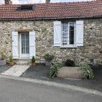 changement de menuiseries extérieures dans les Yvelines : porte vitrée et fenêtre